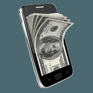 Заработок на мобильном телефоне