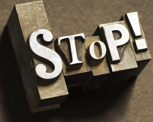 Photo of Стоп-слова в контенте сайта и отношение к ним поисковиков